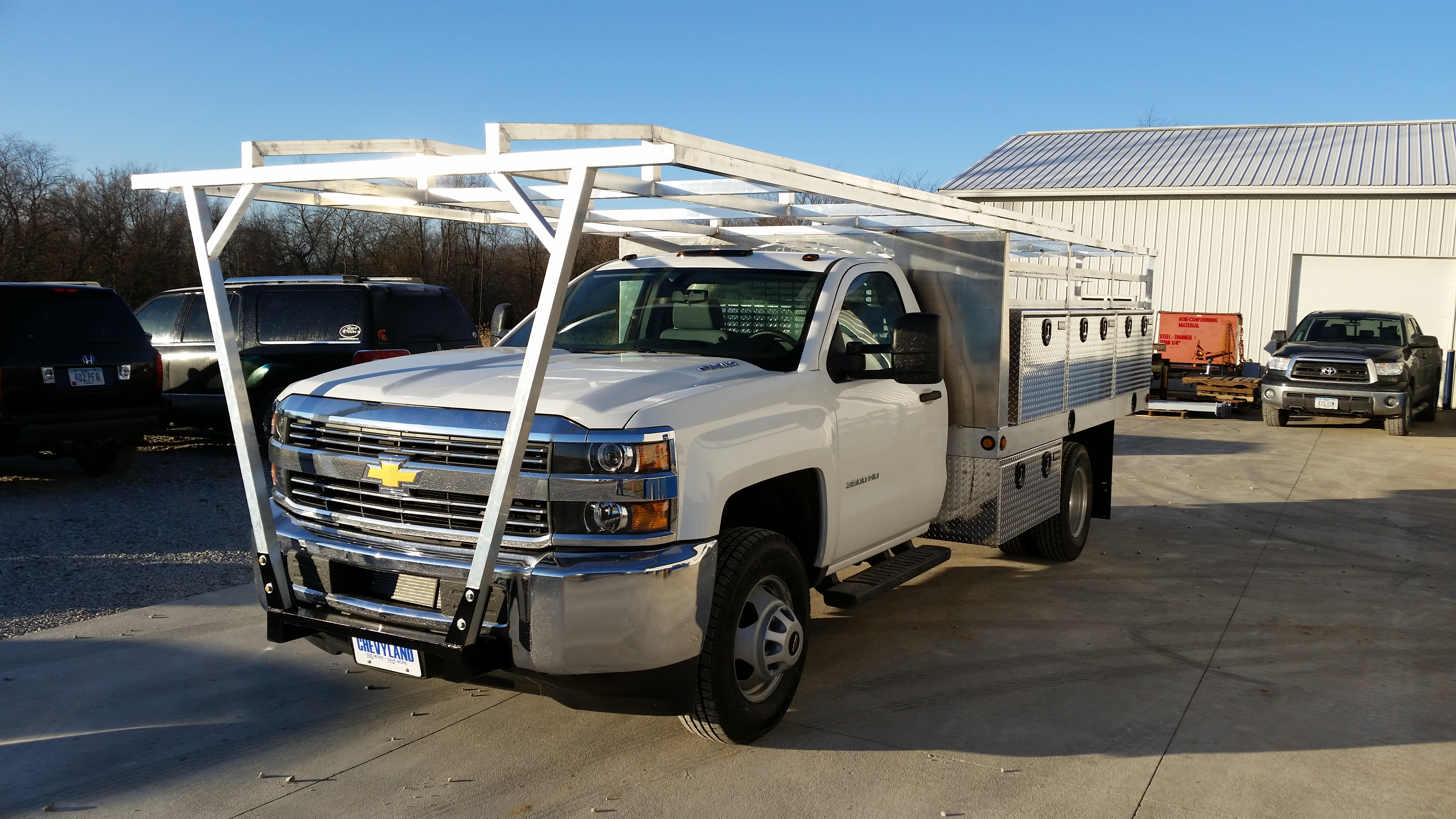 beds custom img for specialized truck transportation truckbeds businesses and bed